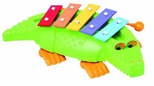 Preisvergleich Produktbild Voggenreiter 546 - Kroko-Glockenspiel
