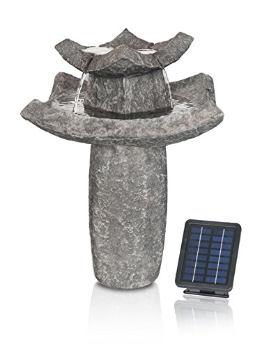 Pavillion Solar-Vogeltränke Wasserspiel von Solaray