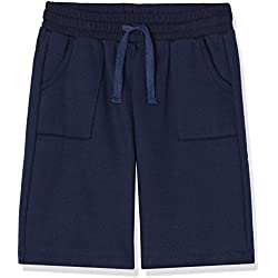RED WAGON Boy's Shorts, Blue (Navy), 6 Years