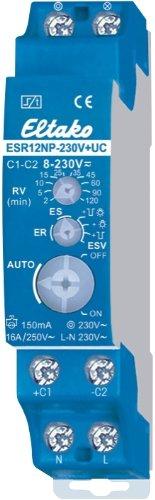 Eltako ESR12NP-230+UC Stromstoß-Schaltrelais -