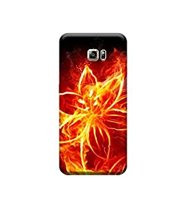 Ebby Premium Printed 3D Designer Back Case Cover For Samsung S6 Edge Plus (Premium Designer Cae)