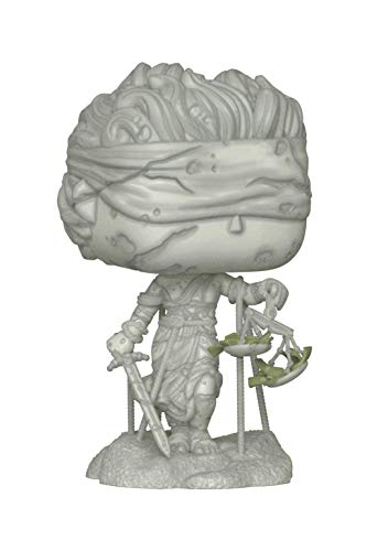 Pop! Metallica - Figura de Vinilo Lady Justice
