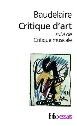 Critique d'art, suivi de