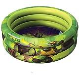 Ninja Turtles - Schwimmbad, 3 Kreis