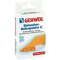 Preisvergleich für Gehwol Kleinzehen-Ballenpolster G, Ballen- und Mittelfußschutz