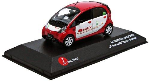 j-collection-jc177-vehicule-miniature-modele-a-lechelle-mitsubishi-i-miev-meeting-du-g8-hokkaido-201
