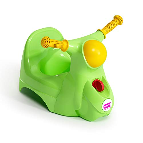 Ok Baby - Scooter - il Vasino a Forma di Moto Verde - 38224430
