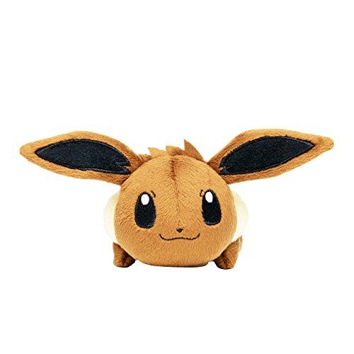 Peluche Pokémon Tsum-Tsum Série1 - Evoli Version Normale - Edition Limité & Exclusive Pokemon Center Tokyo