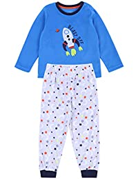 Pijama Azul con Raqueta