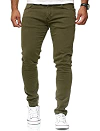 Redbridge Pantalon Homme Jeans Colored Denim Coton Slim Fit