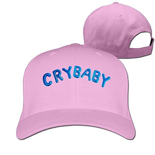 hittings-unisex-cry-baby-album-melanie-martinez-classic-plain-adjustable-hats-baseball-snapback-cap-
