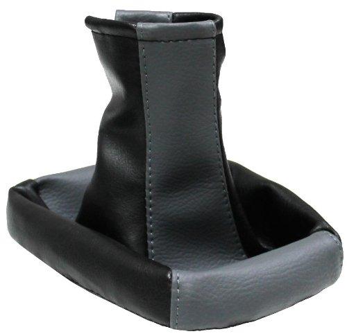 aerzetix-soufflet-de-levier-vitesse-en-simili-cuir-gris-fonce-noir-pour-honda-cr-v-crv-3-2006-2012