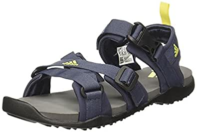 b1e8a70c4f48 Adidas Men s Gladi M Trablu Shoyel Visgre Sandals - 6 UK India (39 ...
