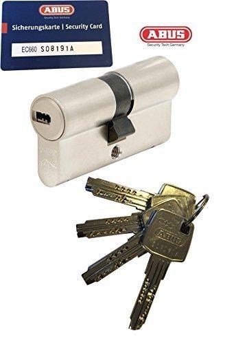 Profilzylinder mit Sicherungskarte