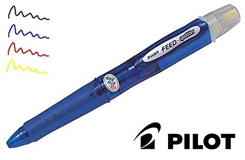 pilot-feed-spotlighter-multi-pen-black-blue-red-ink-highlighter-twist-action-blue