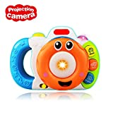 Gift for 12-24 Months Boys Baby, Camera Toy for 2-3 Year Olds Girls