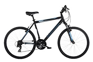 Barracuda Men's Radon Mountain Bike - Black (Wheel 26 Inch, Frame 20 Inch)