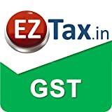 EZTax.in GST Ready Accounting Software Annual Subscription for SMEs - Online Billing, Accounting