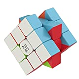 The Amazing Smart Cube [IQ Tester] 3x3 Magic Speed Cube - Anti Stress for Anti-anxiety Adults Kids - Best Rubix Puzzle Toy [Better than Rubiks Cube] Turns Quicker and More Precisely Than Original