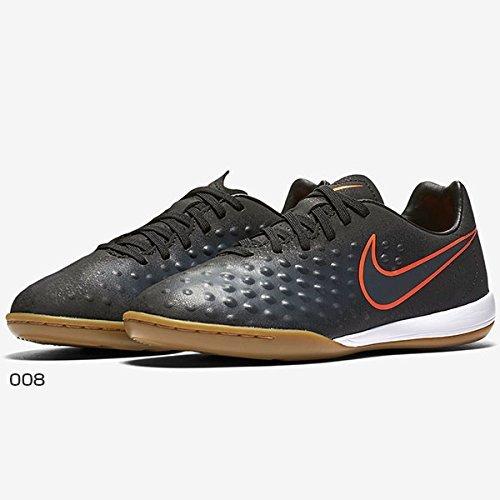 Nike Jungen Jr Magistax Opus II IC Fußballschuhe Schwarz