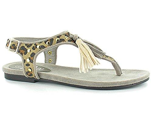 Foster Footwear , Sandales fille femme Gris