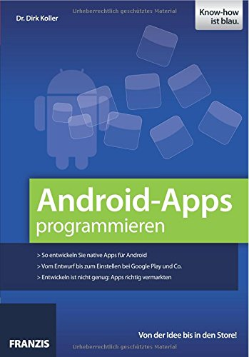 Android-Apps programmieren Java-mobile-handy