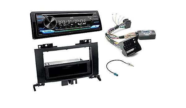 Autoradio Einbauset Geeignet Für Mercedes Benz Sprinter Elektronik