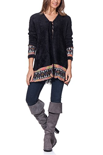 laura-moretti-oversized-cardigan-with-back-print-and-fringes