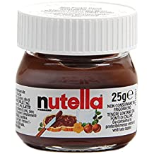 Nutella Mini Glas