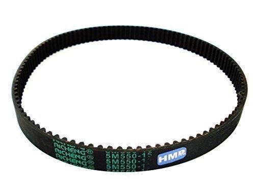 Preisvergleich Produktbild HMParts E-Scooter Keil-/Zahnriemen RICHENG HTD 550-5M-15