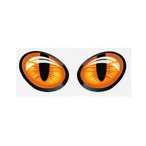 Auto lustige Aufkleber, 3D Augen Auto Aufkleber