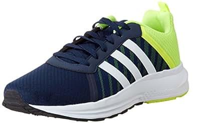 adidas neo Men's Cloudfoam Mercury Conavy, Ftwwht and Syello Sneakers - 8 UK/India (42 EU)