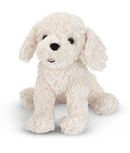 Preisvergleich Produktbild Melissa & Doug Princess Soft Toys Fluffy Bichon Frise (Stoffspielzeug)
