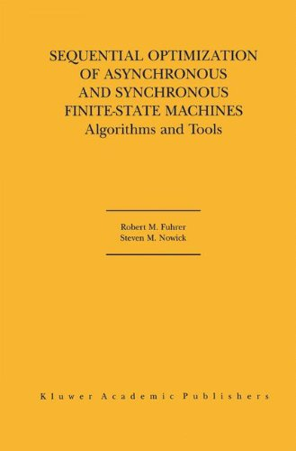 Sequential Optimization of Asynchronous and Synchronous Finite-State Machines: Algorithms and Tools thumbnail