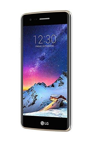 Tim LG K10 2017 (M250N) SIM única 4G 16GB Negro - Smartphone (13,5 cm (5.3'), 16 GB, 13 MP, Android, 7.0, Negro)