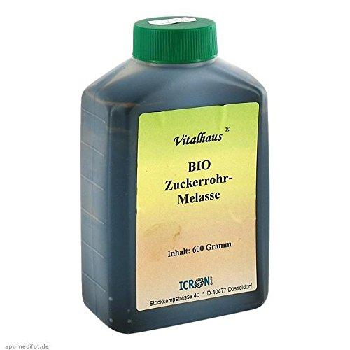 ZUCKERROHR Melasse Bio Vitalhaus flüssig 600 g Flüssigkeit