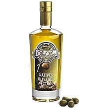 Frische Ernte 2017 Grasgrün 0,5 Liter Kroatisches Natives Olivenöl extra von Terra Rosso Böden aus Dalmatien