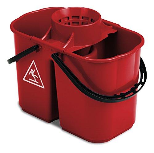 tts-00005250-fox-secchio-doppio-con-strizzino-capacita-8-6-litri-rosso