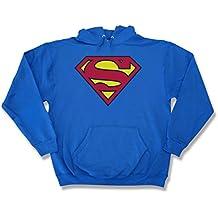 Official Superman Hombres Capucha