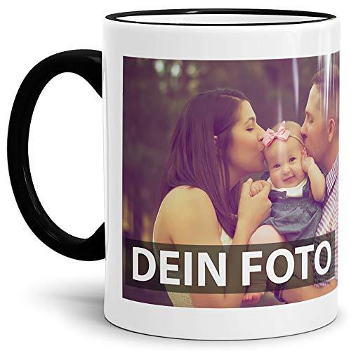 Tasse Selbst Individuell Gestalten/Personalisierbar mit eigenem Foto Bedrucken/Fototasse /...