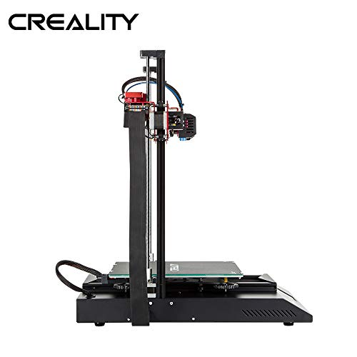 Luxnwatts Creality CR-10S Pro 3D Printer Auto Leveling Sensor And LCD Double Extrusion With Resume Printing Filament Detection Function 300x300x400mm - 3