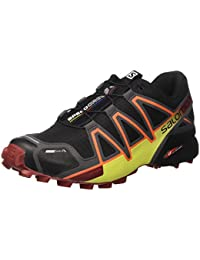 Salomon Speedcross 4 Cs, Zapatillas de Trail Running Hombre