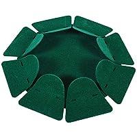 OhhGo - Vaso de golf de plástico para putting de golf portátil, para uso en interiores y exteriores
