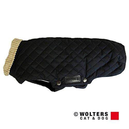 Wolters | Steppjacke Windsor in Schwarz | Rückenlänge 42 cm
