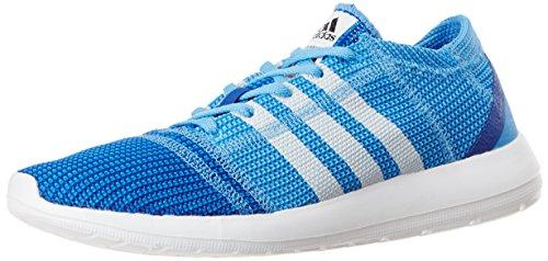 new arrival fc7a4 132e4 Adidas Element Refine Tricot Herren Sneaker Blau Blau DyG2qM