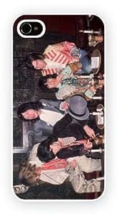iPhone 5 ou 5S, The Rolling Stones Beggars Banquet, Nouveau Printed cas dur de téléphone - Coque de protection - Installez le - Haut Quaility