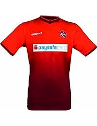 uhlsport Bekleidung Teamsport FCK Heimtrikot Match KA 14/15
