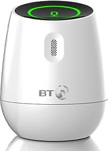 BT Smart Audio Baby Monitor (White)