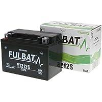 Batería FULBAT YTZ12S 12V 11Ah 210A Largo: 150 x Ancho: 88 x Alto 110