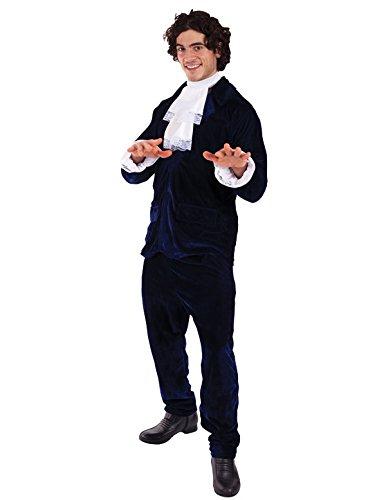 60er Jahre Groovy Mann Herrenkostüm (Austin Kostüme)